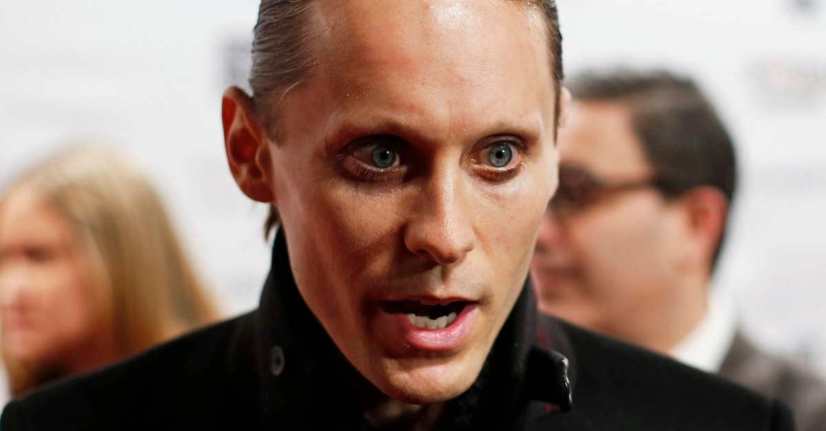 Jared Leto Morbius >> Jared Leto Cast As Morbius The Living Vampire Dread Central