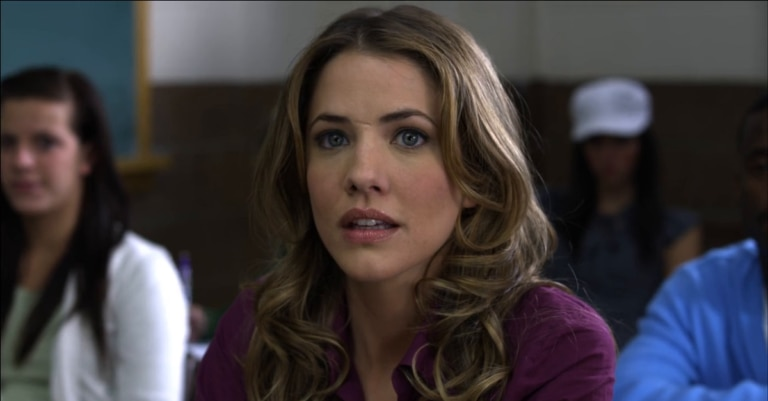 Julie Gonzalo 768x401 - Gonzalo and Bellamy Join Blair in Vicious Serial Killer Flick THE GREAT ILLUSION