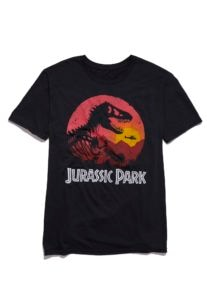 Jurassic Park Classic Tee 207x300 - Exclusive: BoxLunch's JURASSIC WORLD Collection for Humans and Pets