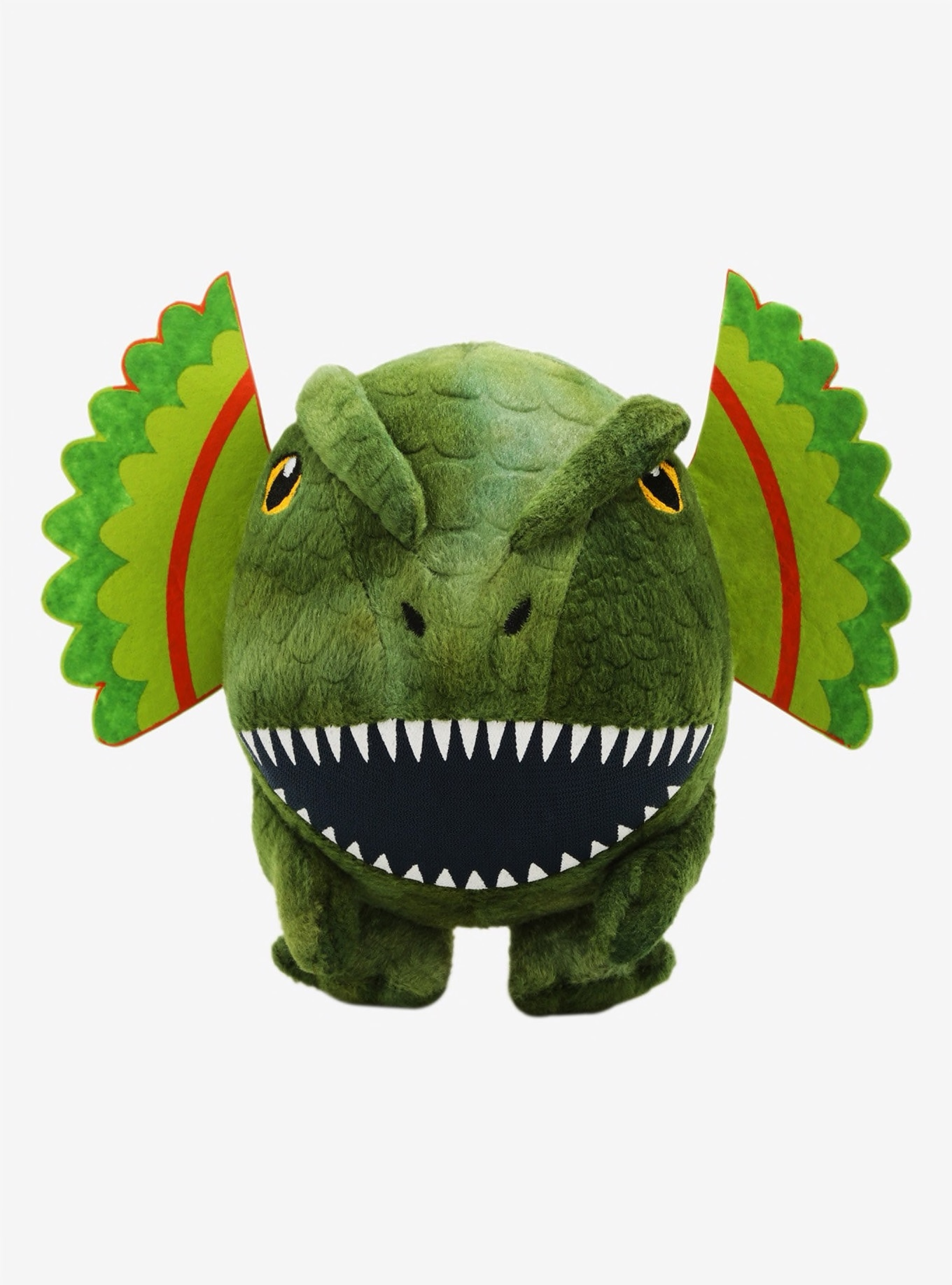 Jurassic World Dilophosaurus Dog Chew Toy - Exclusive: BoxLunch's JURASSIC WORLD Collection for Humans and Pets