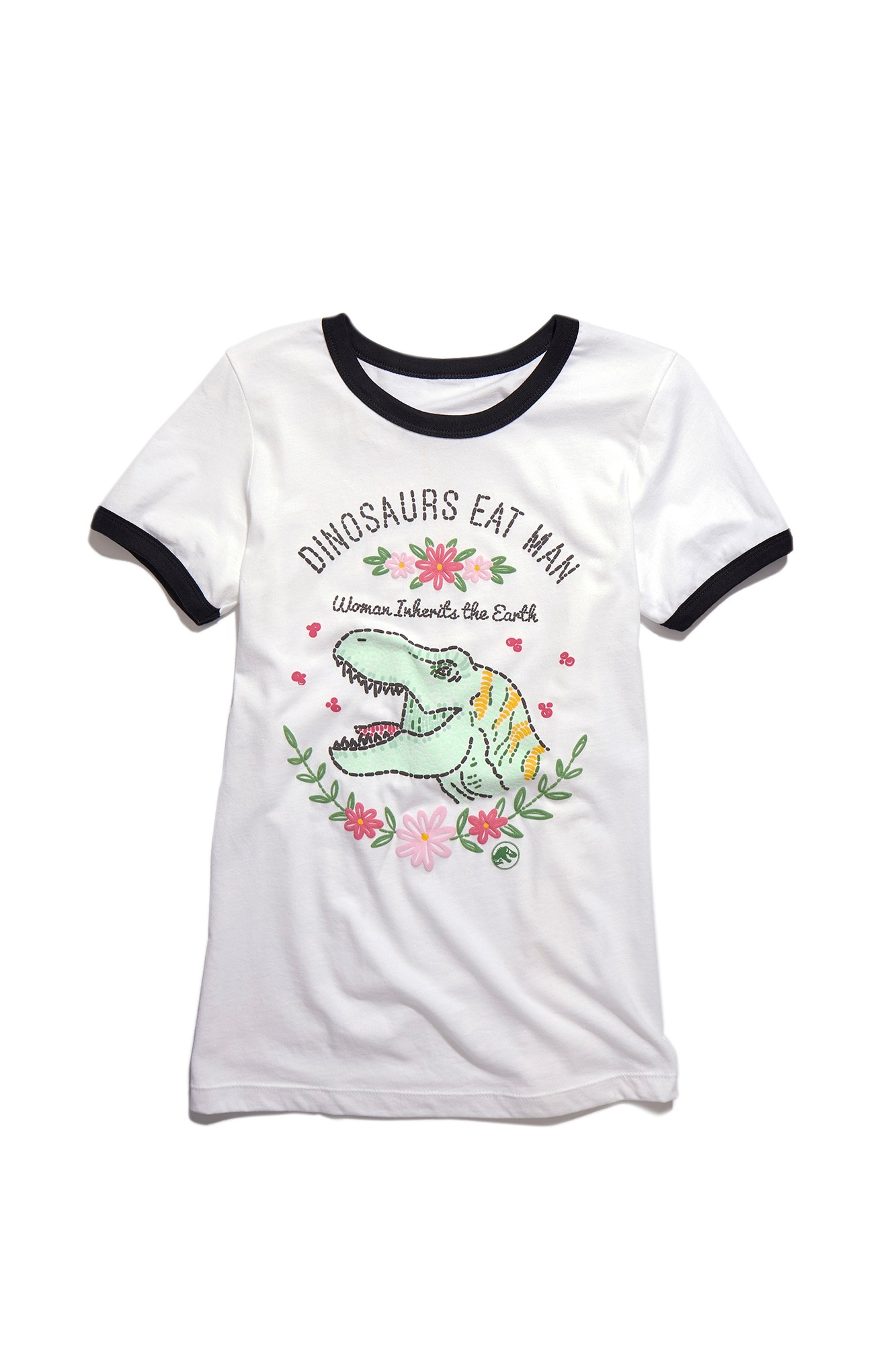 Jurassic World Inherit the Earth Womens Tee - Exclusive: BoxLunch's JURASSIC WORLD Collection for Humans and Pets