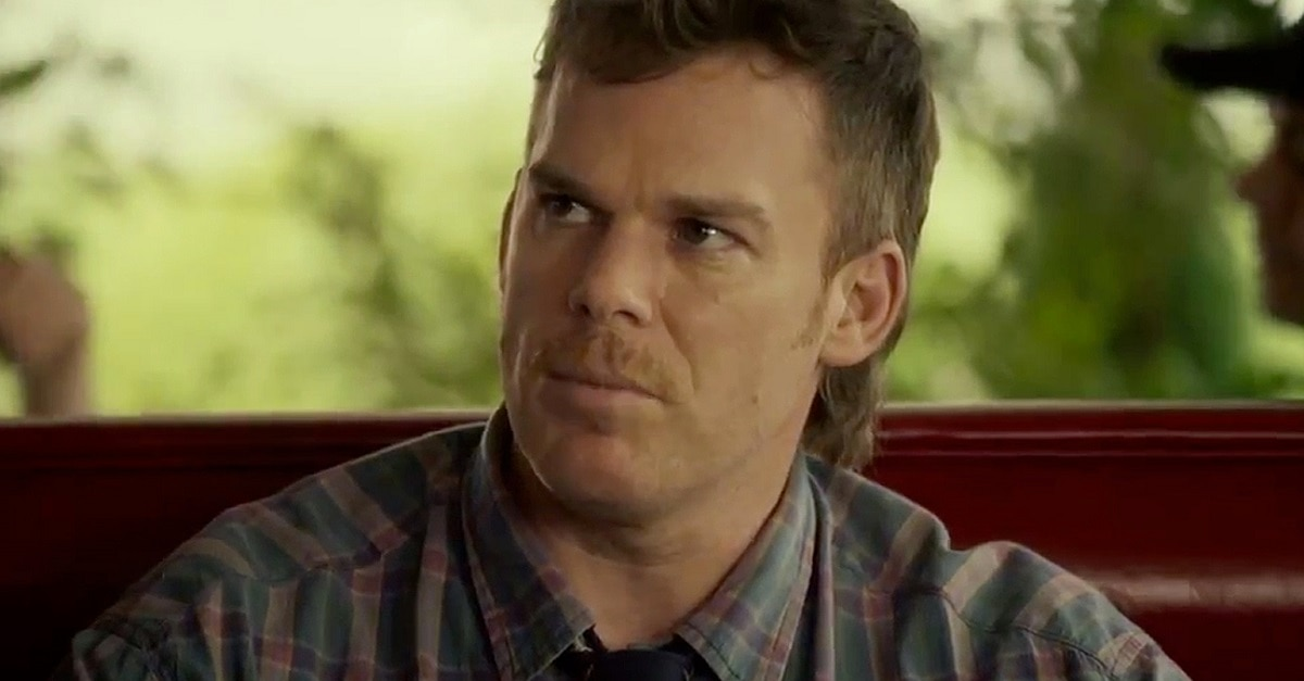 Michael C Hall - Hall Joins Holbrook in Jim Mickle's IN THE SHADOW OF THE MOON