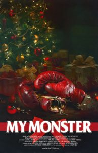 My Monster poster 194x300 - MY MONSTER Short Film Review: Izzy Lee Proves That Love Bites