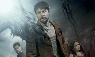 Outcast 400x240 - New Key Art and Trailer Unleashed for Cinemax's OUTCAST Season 2