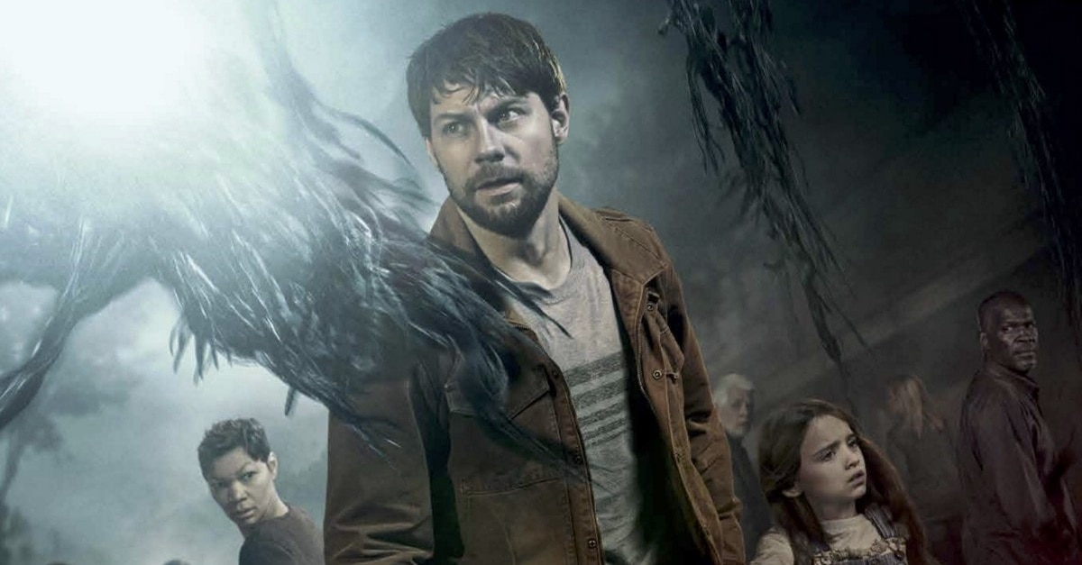 Outcast - New Key Art and Trailer Unleashed for Cinemax's OUTCAST Season 2