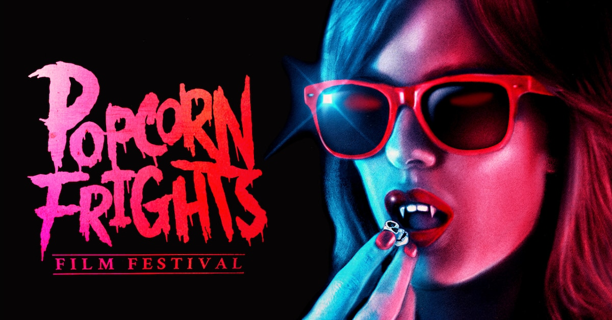 POPCORN FRIGHTS banner1200x627 - Popcorn Frights 2018: World Premiere of First English-Language Cuban Horror Film Leads the First Wave