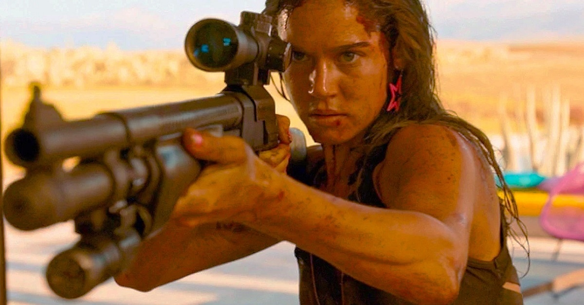 Revenge - Coralie Fargeat's REVENGE Hits Blu-ray and DVD This August