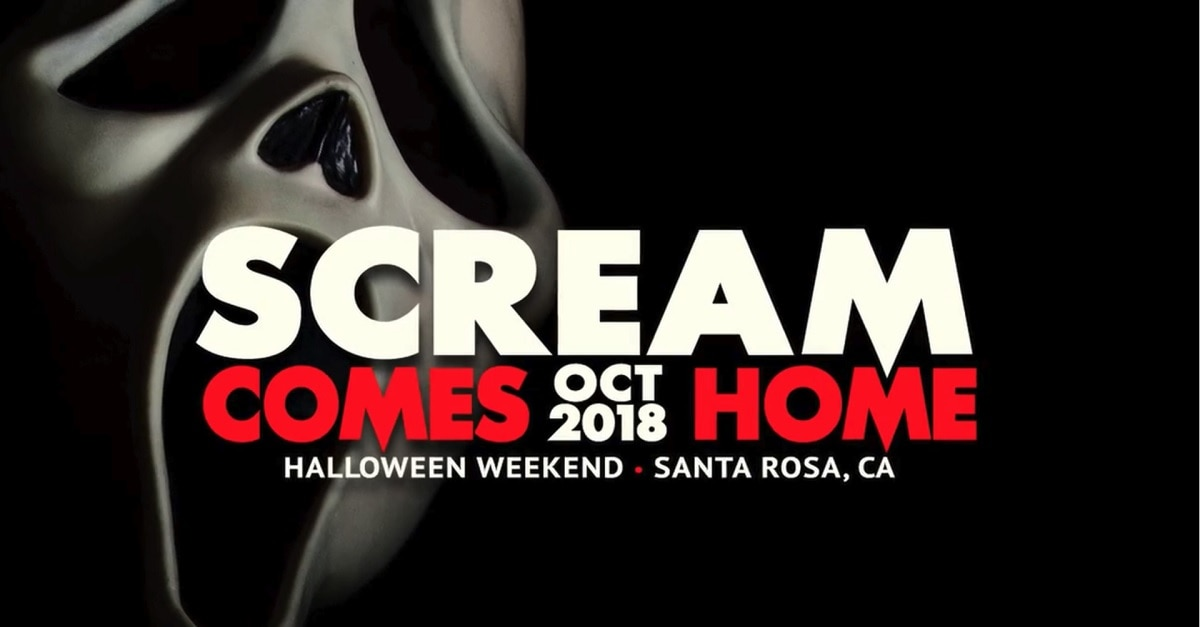 Scream Comes Home - SCREAM COMES HOME: Exclusive Interview w/ Nate Ragon and Anthony Masi