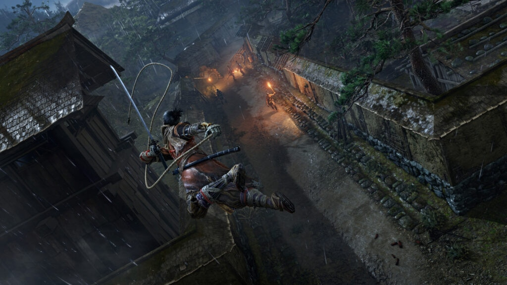 Sekiro 07 PR Embargo 6.11@ 3PM 1 1024x576 - E3 2018: SEKIRO: SHADOWS DIE TWICE Is The Game Soulsborne Fans Need!