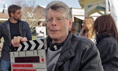 Stephen King 1 400x240 - New Stephen King Movie TRAPPED Announced by Richard Chizmar