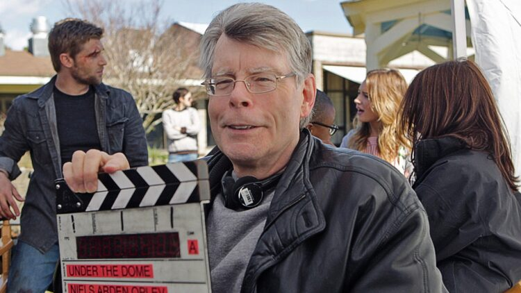 Stephen King 1 750x422 - New Stephen King Movie TRAPPED Announced by Richard Chizmar