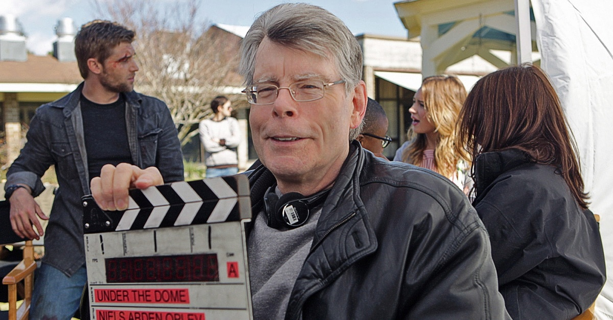 Stephen King 1 - New Stephen King Movie TRAPPED Announced by Richard Chizmar