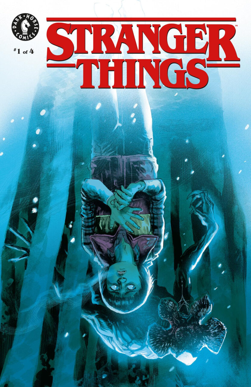Stranger Things Comic x3 scaled - Dark Horse and Netflix Announce STRANGER THINGS Comic Books!