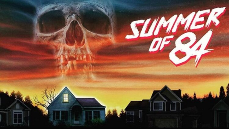 Summer of 84 1 750x422 - Fantasia 2018 Interview: RKSS Reminisces Over Great Classic Horrors While Discussing SUMMER OF '84