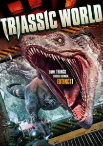 TRIASSICWORLD 211x300 - Dinosaurs Make Lousy Organ Donors in the TRIASSIC WORLD Trailer