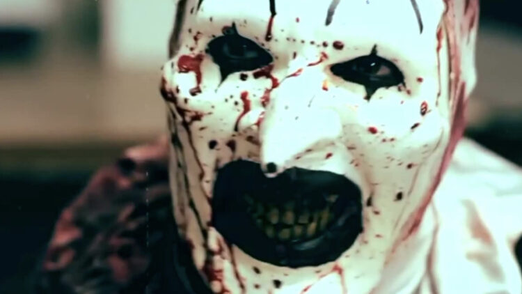 Terrifier high res featured.001 750x422 - Fangoria Resurrects the Chainsaw Awards and Dread Central Presents' TERRIFIER Snagged Three Nominations!