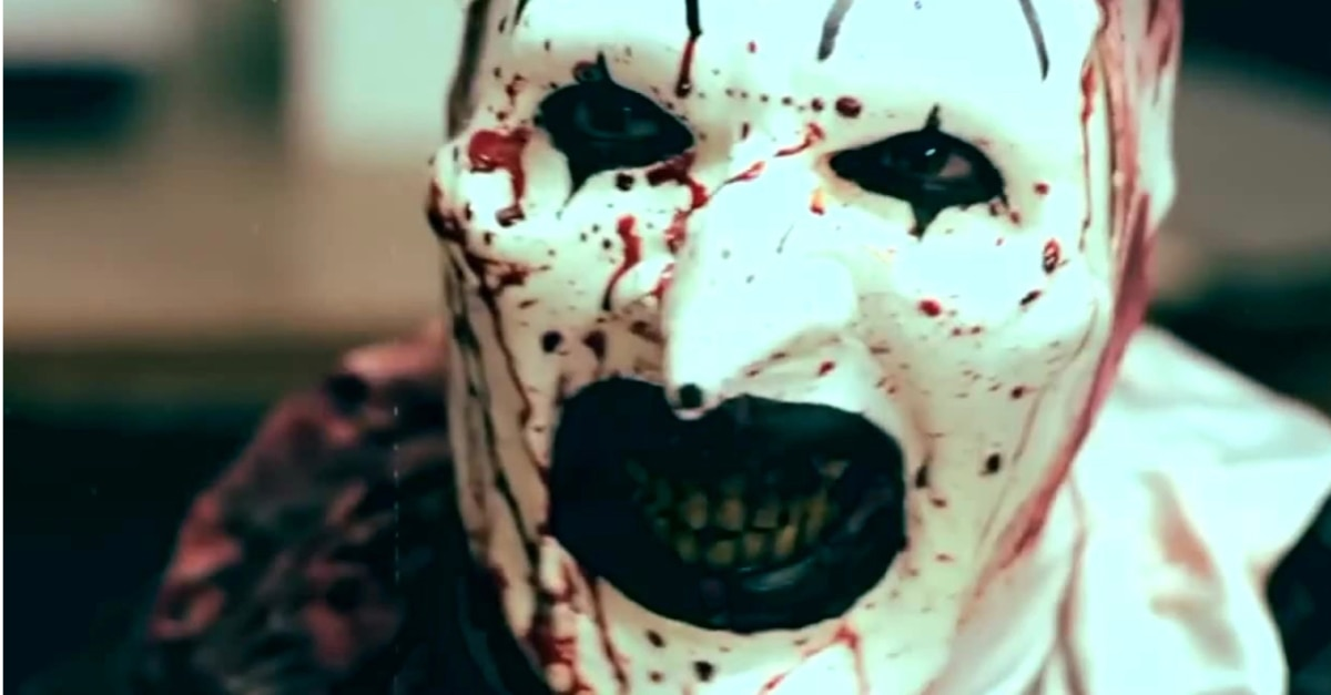 Terrifier high res featured.001 - Fangoria Resurrects the Chainsaw Awards and Dread Central Presents' TERRIFIER Snagged Three Nominations!