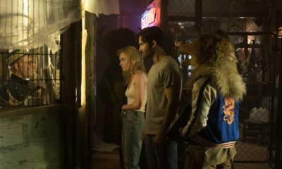 The Domestics Tyler and Kate feature 400x240 - Interview: Director Mike P. Nelson On Relationships After the Apocalypse in THE DOMESTICS