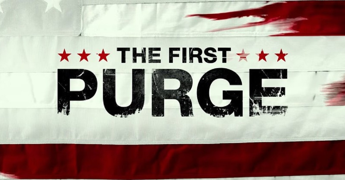 The First Purge 2018 Movie Wallpapers: Who Goes There Podcast: Episode 171