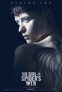 The Girl in the Spiders Web 202x300 - Fede Alvarez on Recasting THE GIRL IN THE SPIDER'S WEB