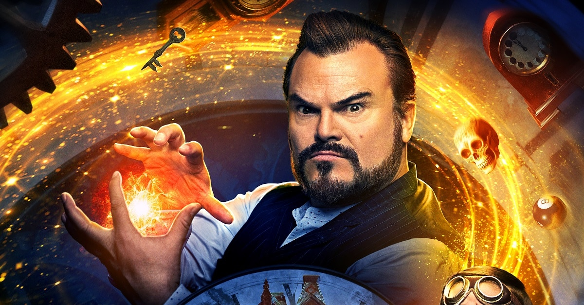 I Was Already Looking Forward To Eli Rothu0027s The House With A Clock In Its  Walls Starring Jack Black, Cate Blanchett After Seeing The Trailer Last  Month.