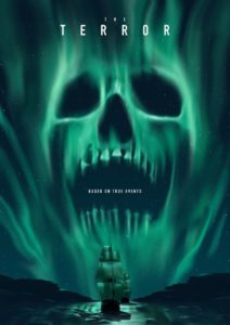 The Terror Poster 212x300 - AMC Renews THE TERROR For WWII-Set Second Season