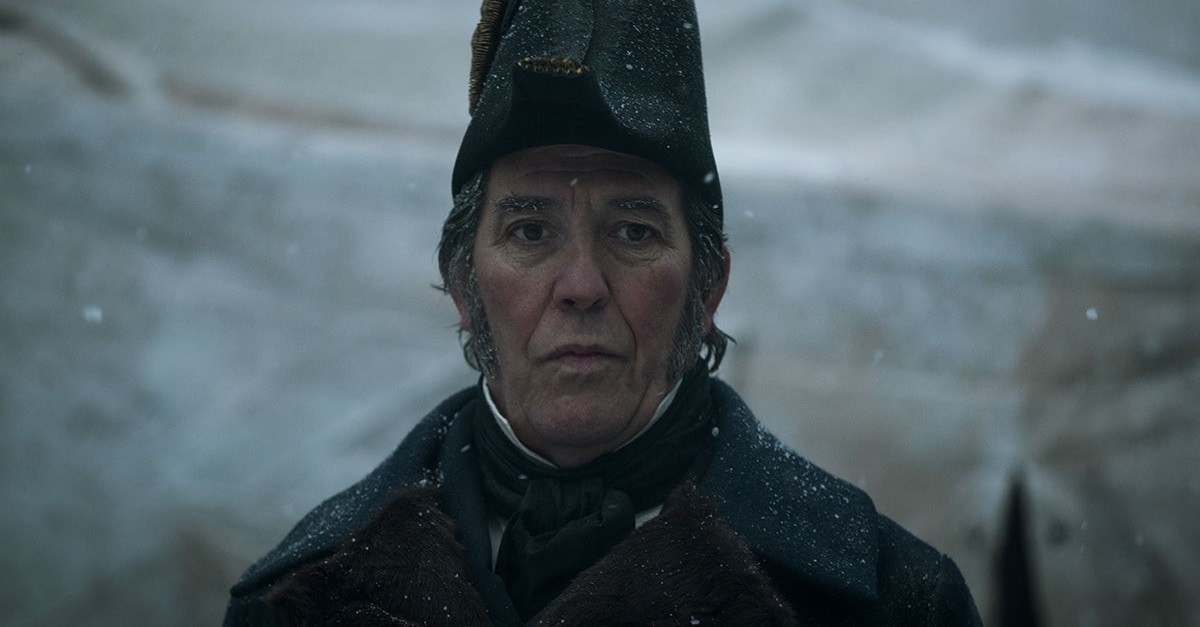 The Terror - AMC Renews THE TERROR For WWII-Set Second Season