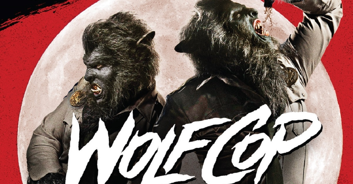 Wolfcop Bluray - WOLFCOP and ANOTHER WOLFCOP Blu-ray Combo Pack Announced!