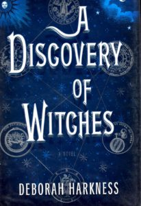a discovery of witches book 206x300 - First Look: A DISCOVERY OF WITCHES Starring Palmer and Goode