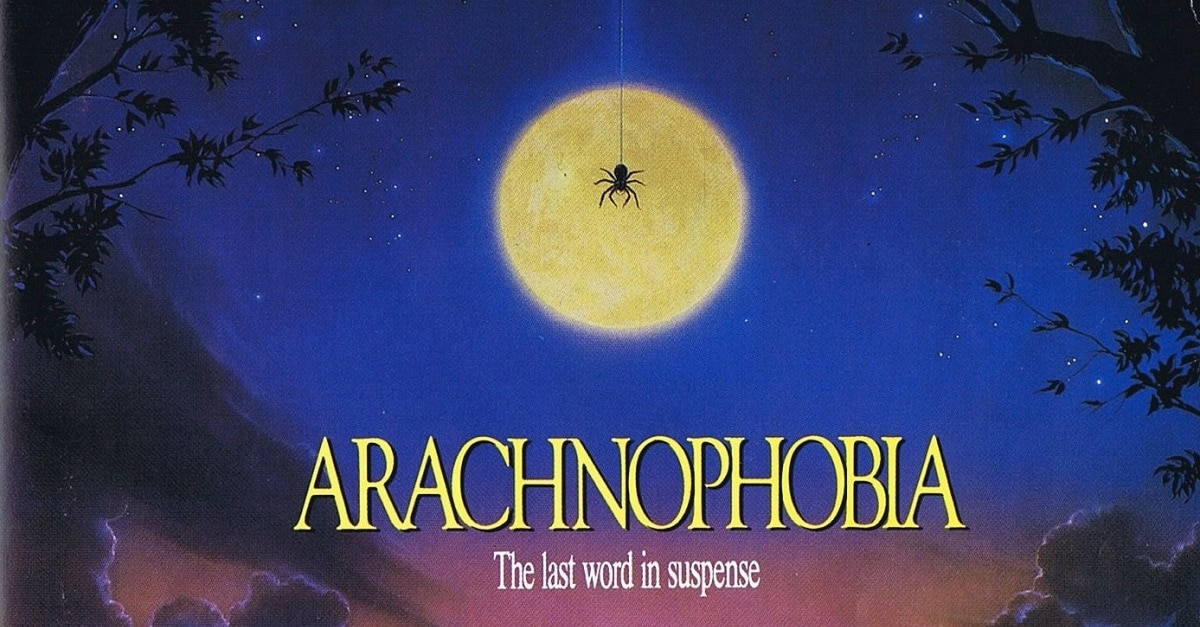 arachnophobia 1 - Who Goes There Podcast: Ep219 - ARACHNOPHOBIA