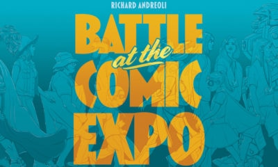 battleatthecomicexpobanner1200x627 400x240 - Fandom Gets Homicidal in BATTLE AT THE COMIC EXPO