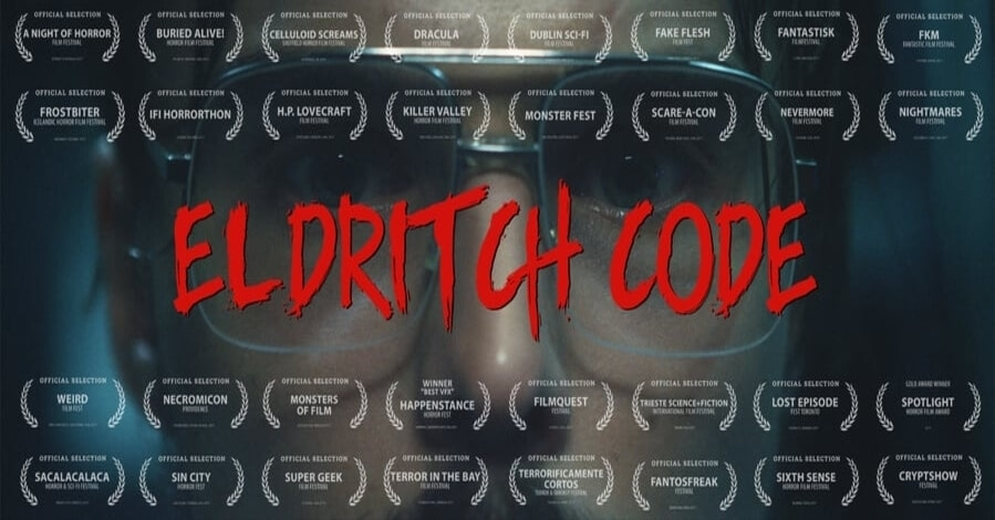 eldricitch code2 1 - Watch Now: Official Comic Book Adaptation ELDRITCH CODE Spreads Lovecraftian Chills