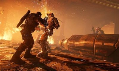 gears of war 5 1 400x240 - E3 2018: GEARS OF WAR 5 and Two Spin-offs Announced