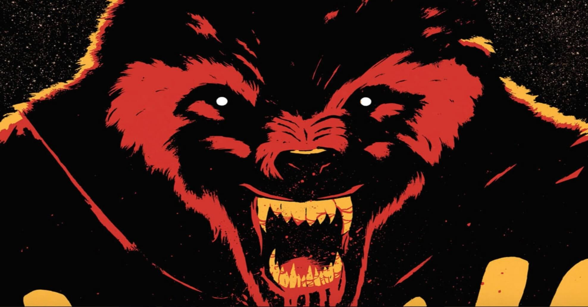 jugead the hunger issue 7 cover werewolf - JUGHEAD: THE HUNGER #7 Looks Like The Goriest Issue Yet