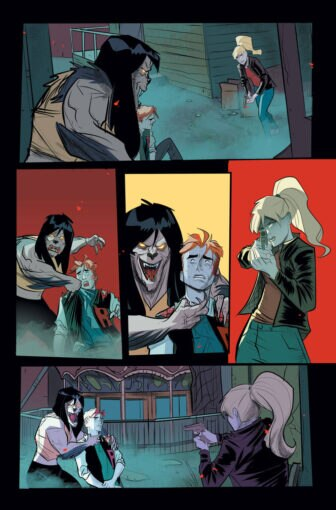 jughead the hunger 7 10 1 336x510 - JUGHEAD: THE HUNGER #7 Looks Like The Goriest Issue Yet