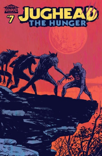 jughead the hunger 7 3 1 336x516 - JUGHEAD: THE HUNGER #7 Looks Like The Goriest Issue Yet