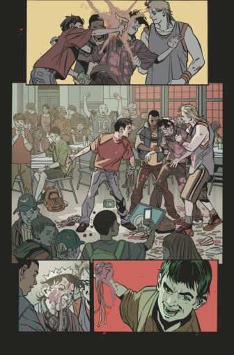 jughead the hunger 7 5 1 336x510 - JUGHEAD: THE HUNGER #7 Looks Like The Goriest Issue Yet