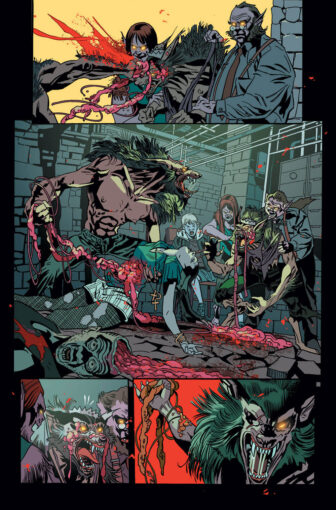 jughead the hunger 7 7 1 336x510 - JUGHEAD: THE HUNGER #7 Looks Like The Goriest Issue Yet