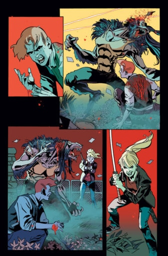 jughead the hunger 7 9 1 336x510 - JUGHEAD: THE HUNGER #7 Looks Like The Goriest Issue Yet
