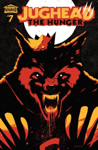jughead the hunger 8 1 336x516 - JUGHEAD: THE HUNGER #7 Looks Like The Goriest Issue Yet