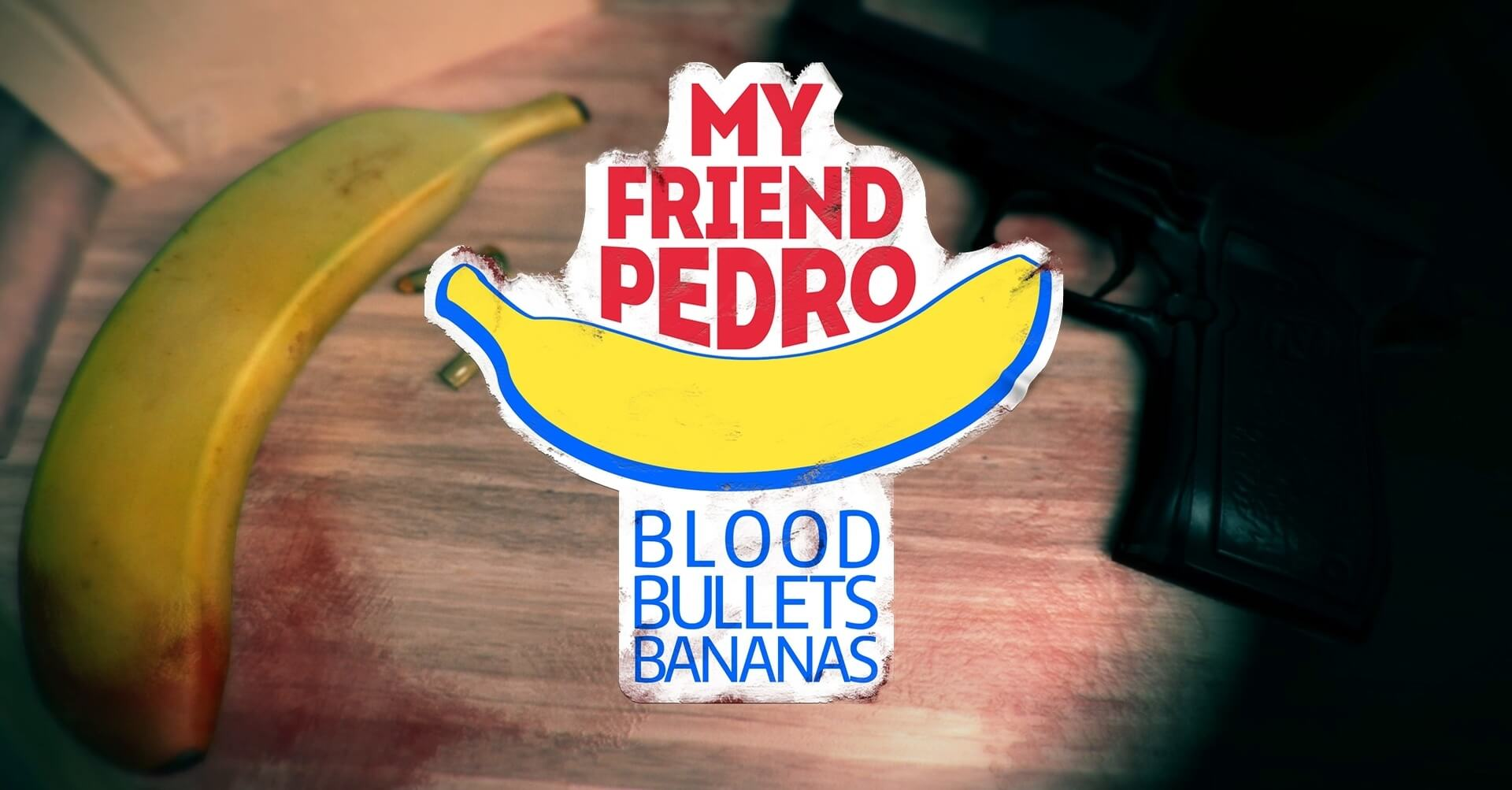 my friend pedro image 1 - E3 2018: Commit Genocide In The Name Of A Banana In MY FRIEND PEDRO