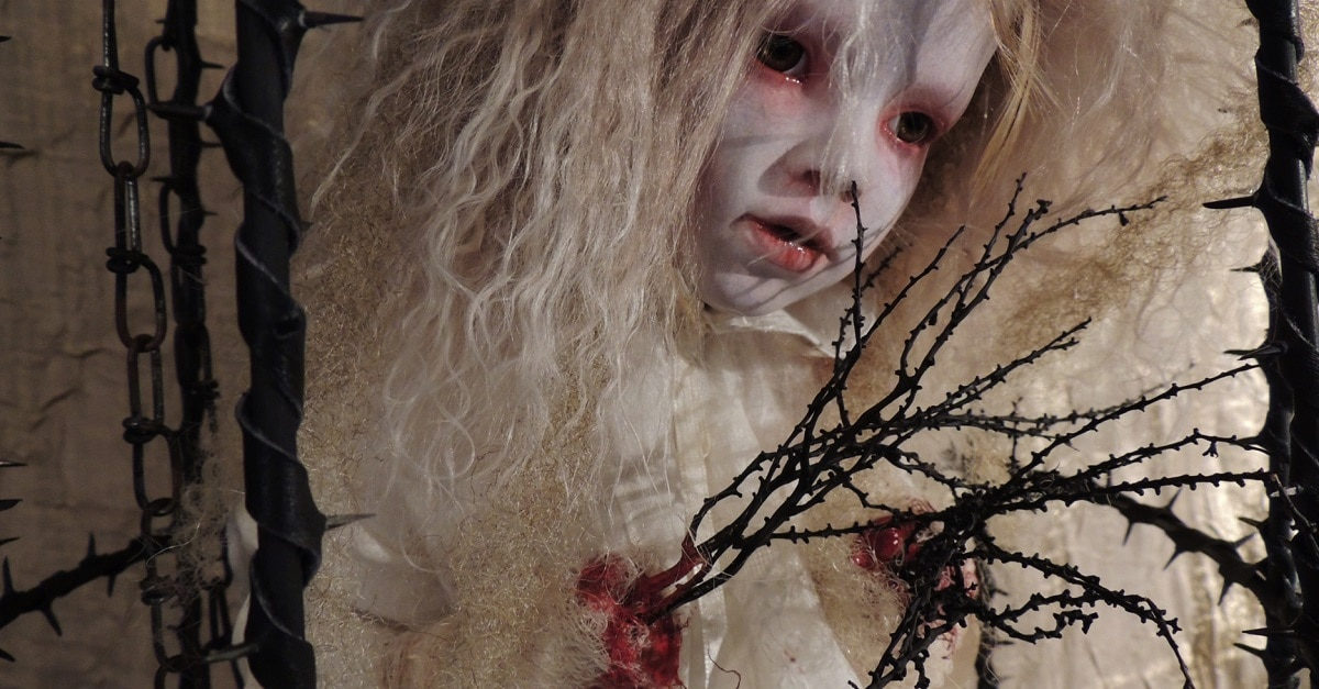 the handless maiden - Blumhouse and Facebook Team for New Series Based on THE HANDLESS MAIDEN
