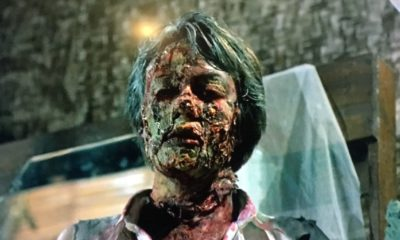 zombi3banner 400x240 - ZOMBIE 3 Blu-ray Review - The Combined Might Of Three Italian Gorehounds Makes For One Insane Adventure