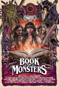 Book of Monsters Poster Laurel 202x300 - Dread Central Presents: We're Opening a BOOK OF MONSTERS!