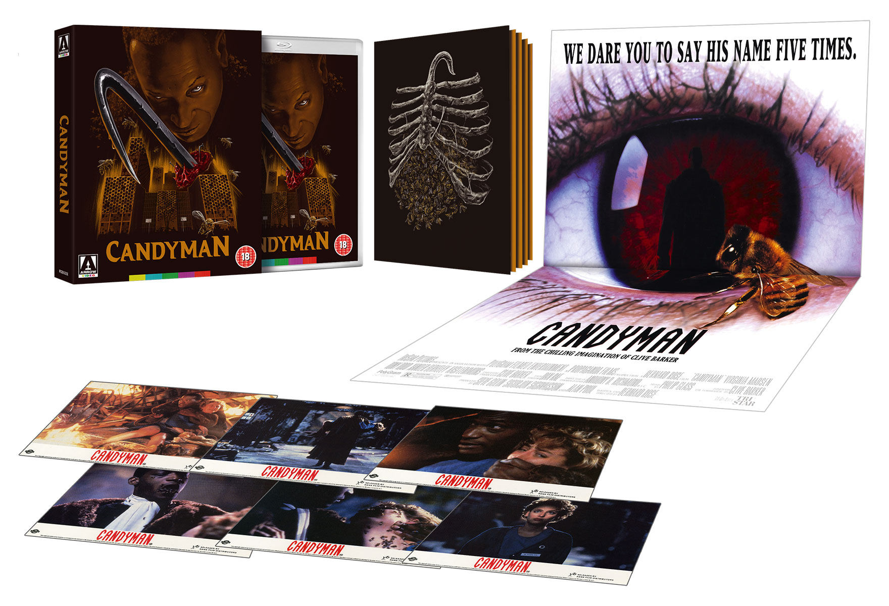 CANDYMAN - Must-Own: Arrow Video's CANDYMAN Limited Edition Blu-ray