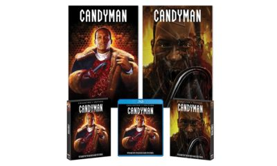 Candyman 400x240 - Clive Barker's CANDYMAN 2-Disc Blu-ray Loaded with New Special Features