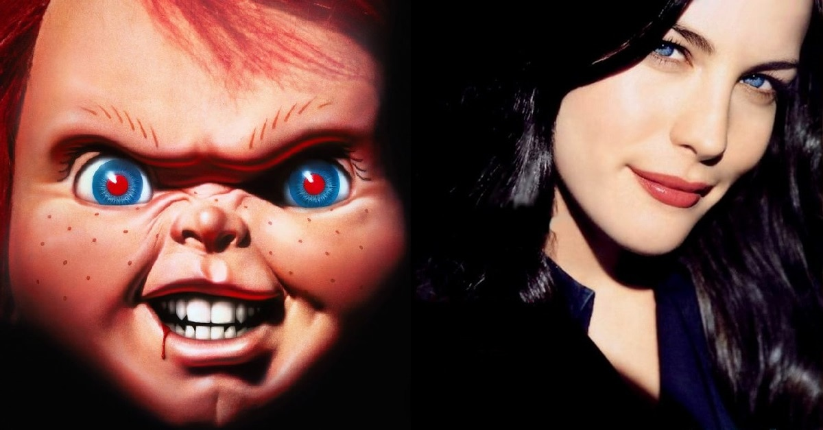Childs Play Liv Tyler - Studio Wants Liv Tyler for CHILD'S PLAY Reboot?