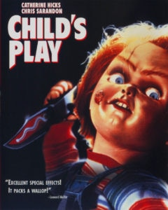 Childs Play poster 240x300 - CHILD'S PLAY Reboot Contemporary With Kids and Technologically-Advanced Doll?