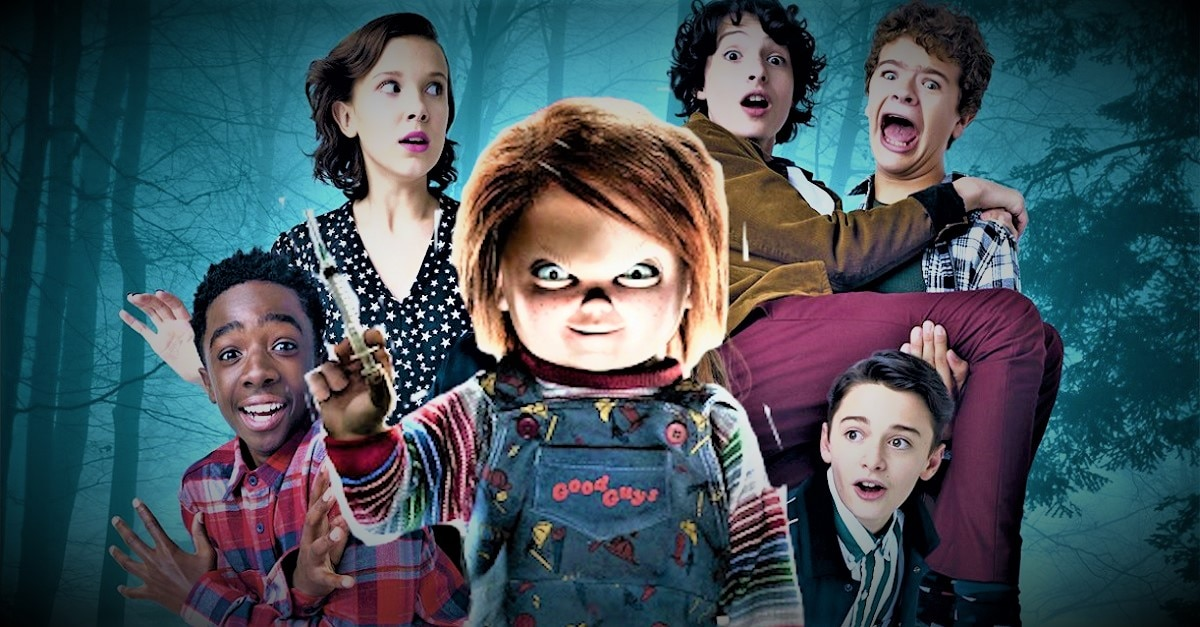 ChildsPlay - CHILD'S PLAY Reboot Contemporary With Kids and Technologically-Advanced Doll?