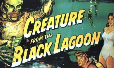 Creature From The Black Lagoon 400x240 - Max Landis Working on CREATURE FROM THE BLACK LAGOON Remake?